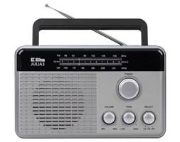 ELTRA Radio ELTRA Julia 3 Srebrny  JULIA 3