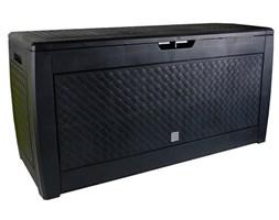 PROSPERPLAST Skrzynia ogrodowa PROSPERPLAST Boxe Matuba S433 Antracyt  BOXE MATUBA S433