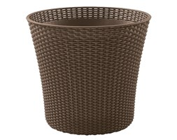 KETER Doniczka KETER Conic Planter 56,5 l Mokka  231359