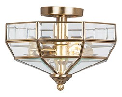Lampa sufitowa Old Park Antique Brass