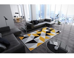 DYWAN GEOMETRIC NEW YORK YELLOW