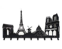 Wieszak do przedpokoju Paryż - Czarny