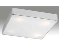 Plafon Argon Ontario 1575 kwadratowy lampa oprawa sufitowa 4x60W 45x45 cm E27 szary>>> RABATUJEMY do 20% KAŻDE zamówienie !!!