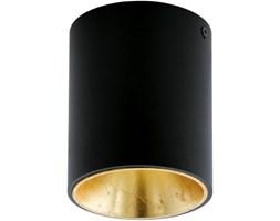 Plafona lampa oprawa sufitowa spot Eglo Polasso 1x 3,3W czarny/złoty LED 94502 >>> RABATUJEMY do 20% KAŻDE zamówienie !!!