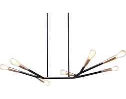 KARE Design :: Lampa wisząca Monte Carlo Sette (regulowana wysokość)