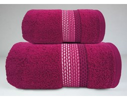 Ręcznik bawełniany Greno Ombre Fuksja