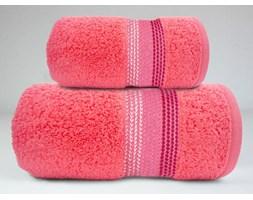 Ręcznik bawełniany Greno Ombre Koral