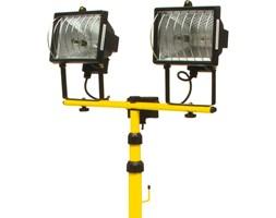 2 lampy halogenowe 400 w na stojaku Vorel 82787