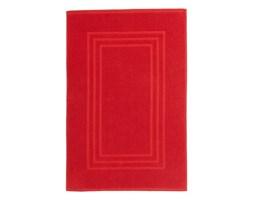 Tekstylia Do łazienki Kolor Czerwony Castorama Wyposażenie