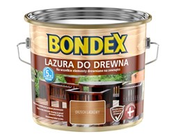 Lazura do drewna Bondex
