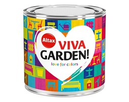 Emalia akrylowa Altax Viva Garden kwiat lipy 0,25 l