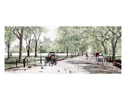 15347a395fd45d Obraz Canvas 60 x 150 cm Watercolor Central Park
