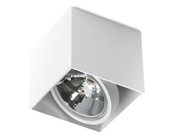 Lampa sufitowa Azzardo ALEX GM4112 WH