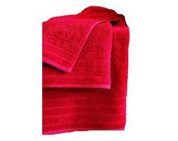 Ręczniki 50x100 +70x140 Andropol Elegant Czerwony