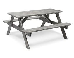 Ława piknikowa, 1500x1350 mm, szary