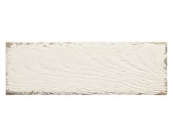 Glazura Rondoni Paradyż 9,8 x 29,8 cm bianco 0,99 m2