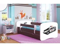 Łóżko BABY DREAMS policja 180x80