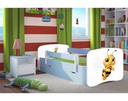 Łóżko BABY DREAMS pszczółka 180x80