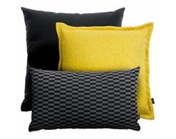 Żółto czarny zestaw poduszek Pram+Break+Tweed