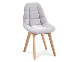 Krzesło WA jasny szary / buk
