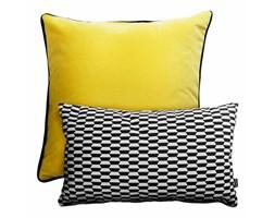 Zestaw poduszek żółty welur + Break