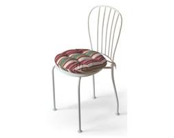 Dekoria Siedzisko Adam na krzesło, kolorowe pasy, fi 37 × 8 cm, Londres