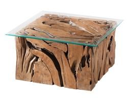 Dekoria Stolik Kawowy Merapi 70x70x40cm, 70 × 70 × 40