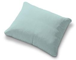 Dekoria Poszewka na poduszkę Karlstad 58x48cm, pastelowy błękit, poduszka Karlstad 58 × 48 cm, Cotton Panama