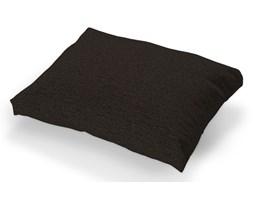 Dekoria Poszewka na poduszkę Tylösand 1 szt., czarny z brązowymi nitkami, poduszka Tylösand, Madrid