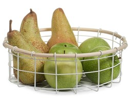 Kosz na owoce, warzywa - okrągły, Ø 24 cm, ZELLER
