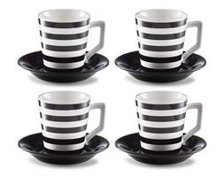 Zestaw do cappuccino STRIPES, 8 elementów, 180 ml, ZELLER