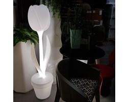 Tulip XL 151 cm podświetlany - transparentny by MOREDESIGN