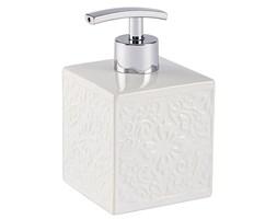 Dozownik do mydła CORDOBA WHITE - 500 ml, WENKO
