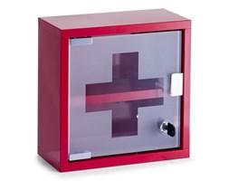 Szafka medyczna, metalowa apteczka - 2 poziomy, ZELLER