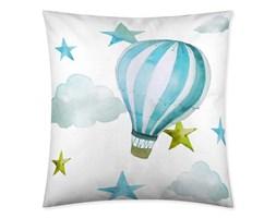 Dekoria Poszewka Turquoise Balloon 45x45cm, 45 × 45 cm