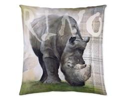 Dekoria Poszewka Rhinoceros 45x45cm, 45 × 45 cm