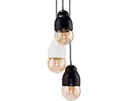 FUNK lampa wisząca 3 x 40W E27 nowoczesna DUOLLA 7273