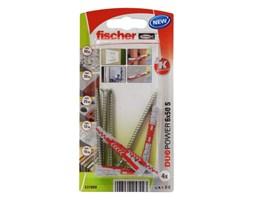 Kołek uniwersalny Fischer Duopower 6 x 50 z wkrętem 4 szt.