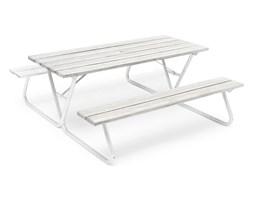 Ława piknikowa, 1800x1800 mm, szary