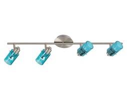 EGLO 22068 - Lampa sufitowa STOMP 1 4xGU10/50W niebieski