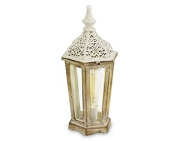 Eglo 49278 - Lampa stołowa KINGHORN 1xE27/60W/230V
