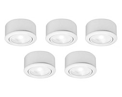 EGLO 87046 – ZESTAW 5x Downlight PICCOLO 1 5xG4/20W