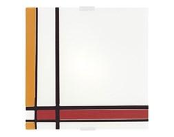 EGLO 87506 -Plafon PIET 4xE14/40W czerwona/pomarańczowa