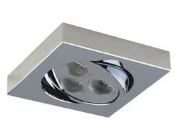 LUXERA 71015 - LED Oczko halogenowe LC588SQ-CH 3xLED/3W