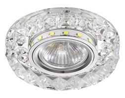 Luxera 71074 - Oprawa reflektorowa CRYSTALS 1xGU10/50W/230V + LED STRIPE