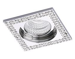 Luxera 71077 - Oprawa wpuszczana CRYSTALS 1xGU10/50W/230V kryształ
