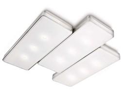 Philips 40636/17/16 - LED Plafon INSTYLE CIMA 9xLED/2,5W/230V