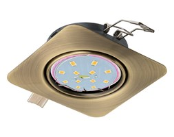 Eglo 94265 - LED Oprawa wpuszczana PENETO 1xGU10-LED/5W/230V