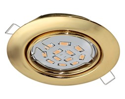 Eglo 94405 - LED Oprawa wpuszczana PENETO 1xGU10-LED/5W/230V