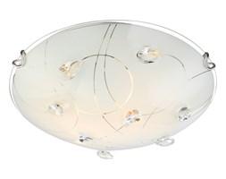 Globo 40414-2 - Lampa sufitowa kryształowa ALIVIA 2xE27/60W/230V
